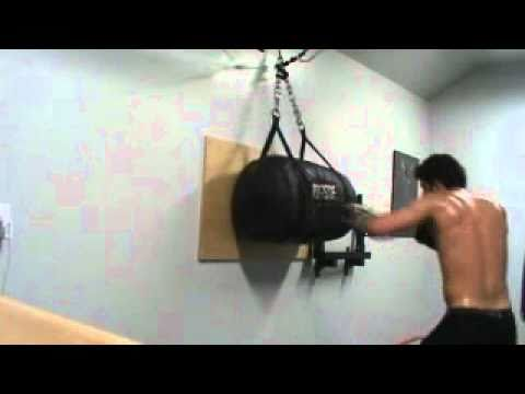 Uppercut Bag Workout