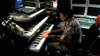 Back To You - Bobby Caldwell on PIANO(finger81 arrangement)