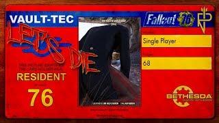 Let's Die Fallout 76   Single Player #68 Darf ich noch einmal sterben, Papa?