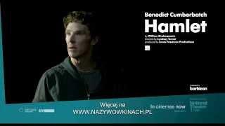 national theatre live   hamlet z b cumberbatchem 2015   zwiastun nr 2 z polskimi napisami