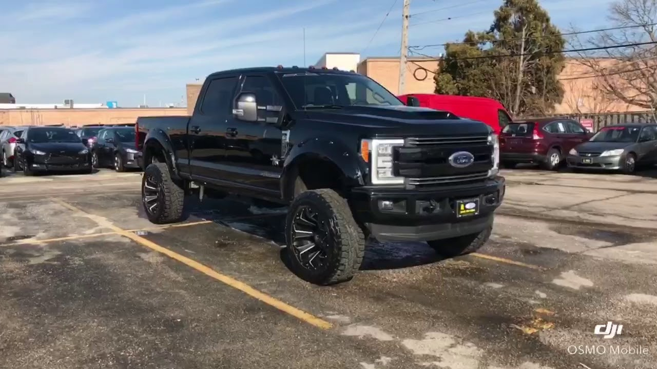 Lafontaine Ford Of Lansing 2018 Ford F 150 Black Widow Youtube