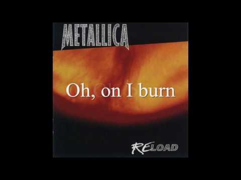 Metallica Fuel Lyrics
