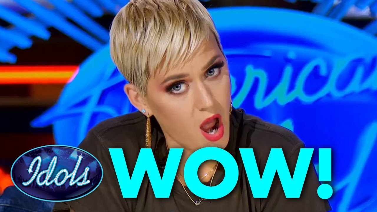 KATY PERRY Left Speechless By These Original Song Auditions On American Idol 2019   Idols Global