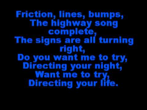 System of a down - Highway song lyrics