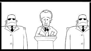 Три богатыря и Главбух идут в Кремль