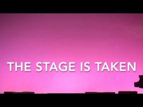 The Stage is Taken (SCPA mockumentary)