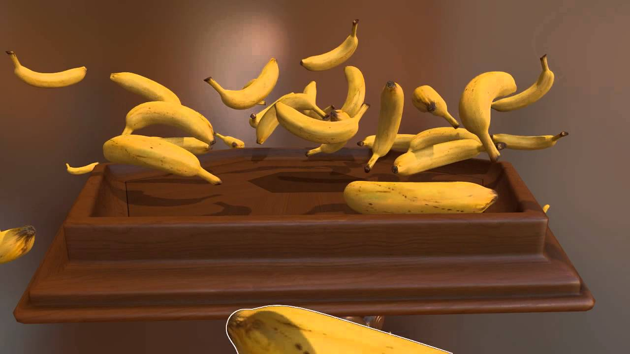 Banana On Table Tabletop Simulator - Endless Banana Table