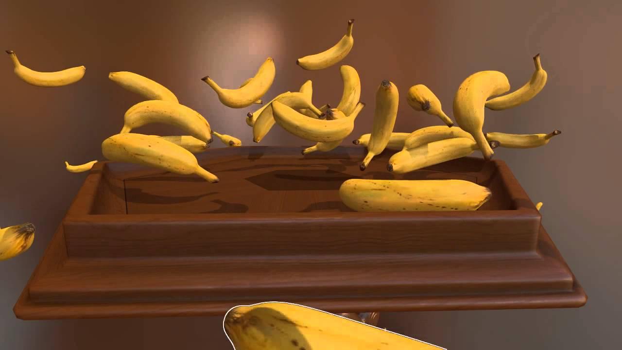 Banana On Table Tabletop Simulator - Endless Banana Table