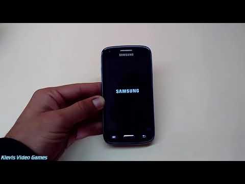Samsung Galaxy Core GT-I8260 Hard Reset & Unlock Security (Pattern)