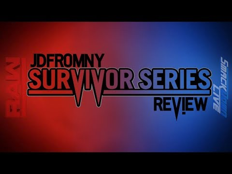 WWE Survivor Series 2017 Full Show Review & Results BROCK LESNAR VS AJ STYLES STEAL SURVIVOR SERIES