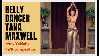Yana Maxwell Wins Ya Halla Ya'll  - 3ala Ma Yabdou