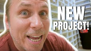 SNAKES LAYING EGGS and NEW EXCITING REPTILE PRIME PROJECT!!!  Brian Barczyk