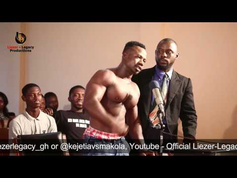 FULL Video - Kejetia Vs Makola Premiere Episodes (Macho Case)