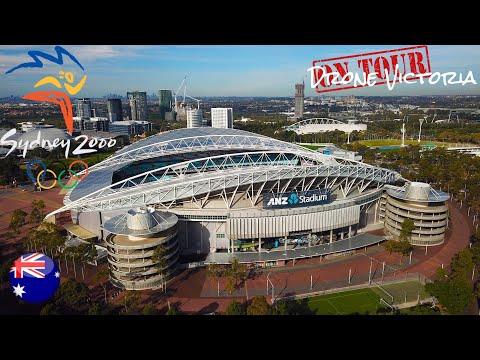Stadium Australia (ANZ Stadium) - Sydney, Australia [4K - UHD]