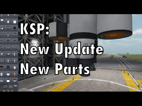 Kerbal Space Program - Asteroid Redirect Mission - New Parts and Features