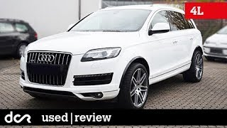 Buying a used Audi Q7 (4L) - 2005-2015, Buying advice with Common Issues