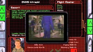 IE 23 PC games review - Wing Commander IV (1996)