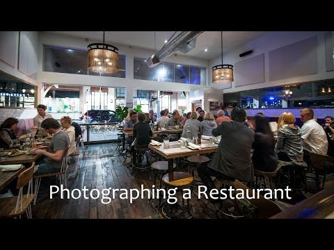 Photographing a Restaurant