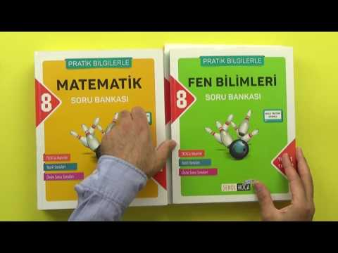 8. Sınıf Kitap önerisi Şenol Hoca Matematik