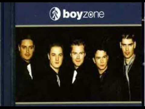 While The World Is Going Crazy  - Boyzone