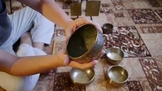 Поющие чаши обучение. Набор ПО ВОЛНАМ. Тибетские чаши. Центр звукотерапия