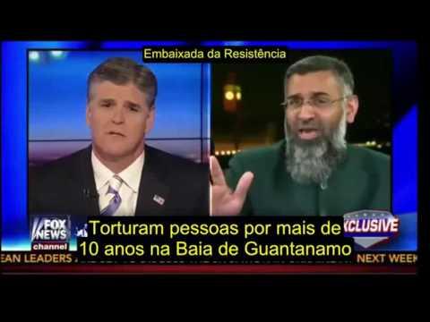 Sean Hannity VS Anjem Choudary