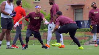 The Most Innovative 7v7 Flag Football League In The Nation - RFB XI Combine Commercial