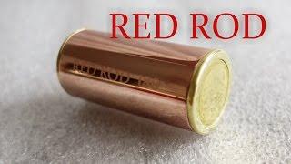Мини мехмод Red Rod(Небольшой обзор мехмода Red Rod. Выполнен из меди. Тип используемого аккумулятора - 18350 Длина - 46 мм (18350) Диаметр..., 2014-09-14T21:58:14.000Z)