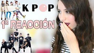 REACCIONANDO AL K-POP POR PRIMERA VEZ || BTS, 2NE1,SS501,EXO,GIRLS GENERATION | Yelaz~