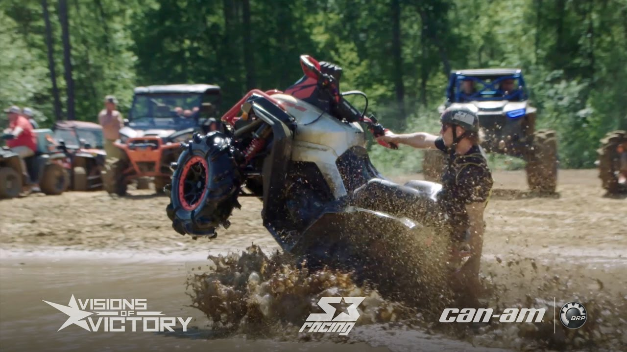 Visions of Victory S3 Ep 3 - (Mud Nats)
