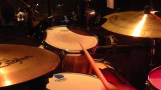 """More and More""- Israel Houghton Drum Cover- Reggie Robinson"