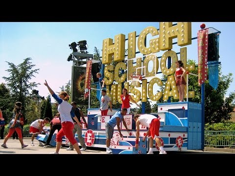 Disneyland Paris - High School Musical: The Party Show - 2009 - Full Video