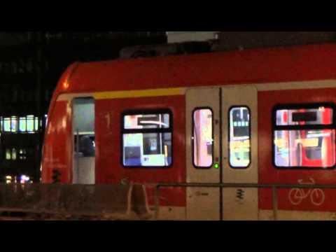 Tragischer Unfall am Bahnhof Böblingen am 20.11.14