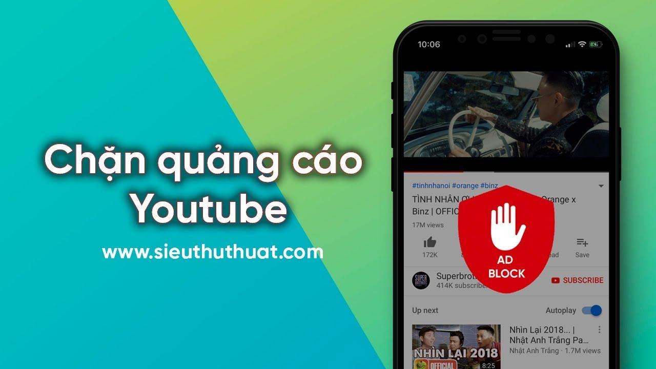 [Quantumult] Hướng dẫn chặn quảng cáo Youtube trên iPhone/iPad
