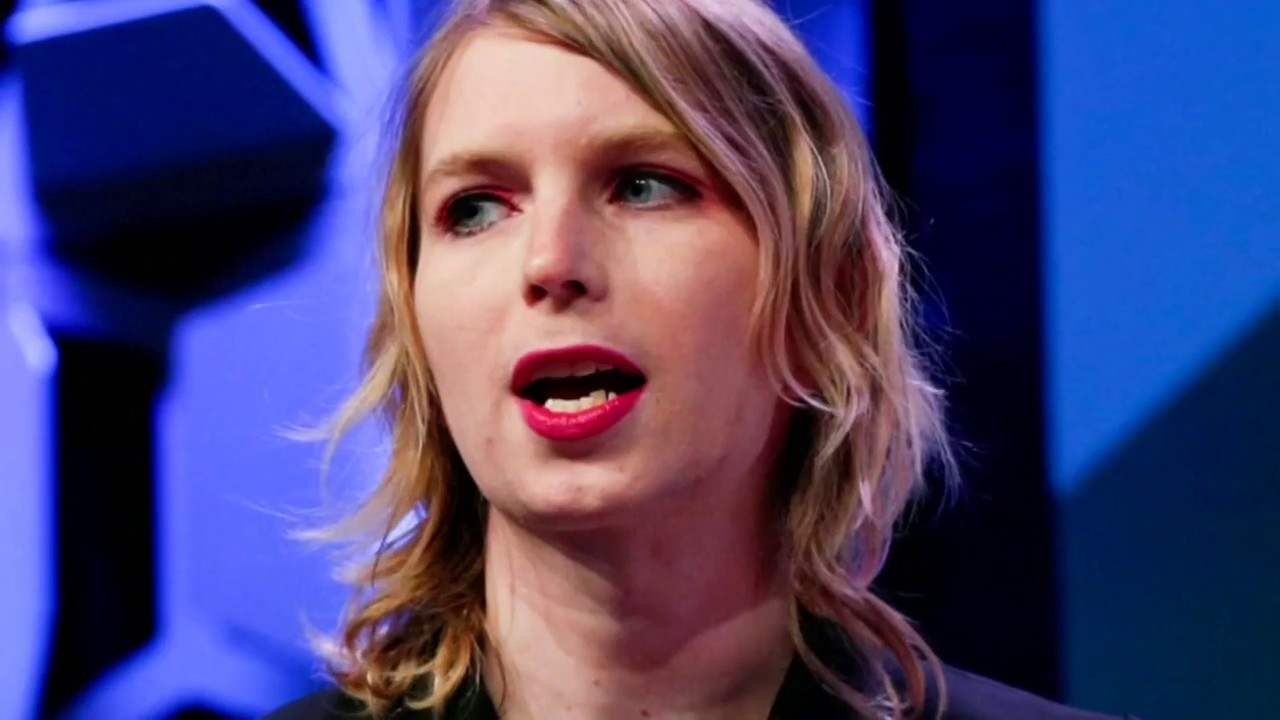 Chelsea Manning jailed for contempt of court