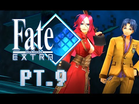 Let's Dub Fate Extra Pt 9: Riding High