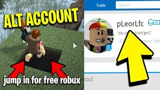 I Entered My PASSWORD On A FAKE ROBUX SCAM.. Roblox