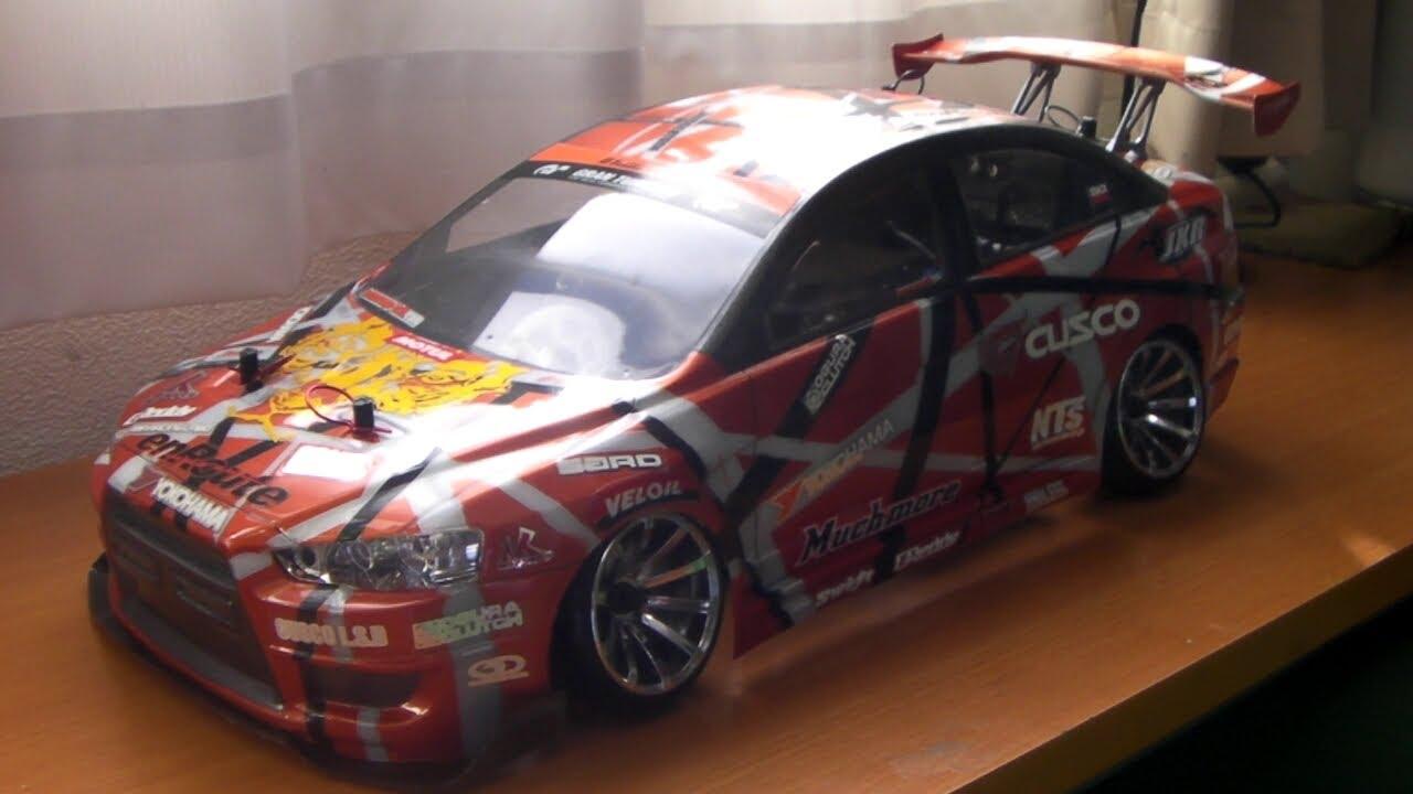 Rc Car Body Paint Jobs