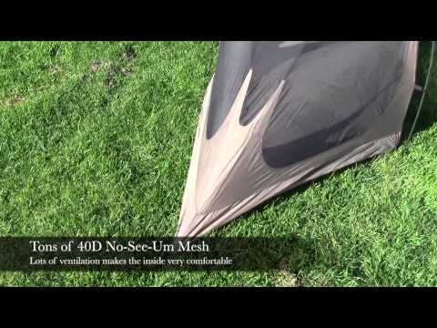 & Eureka Spitfire 1 Solo Tent Gear Review - YouTube
