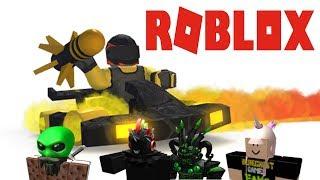 L'équipage FGN Joue: ROBLOX - Kart Rage (PC)