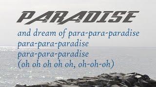 Gambar cover Coldplay Paradise lyrics