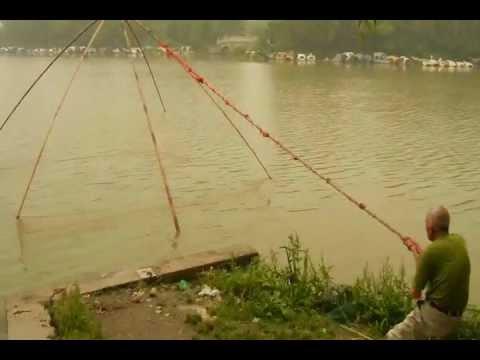 Chinese Net Fishing