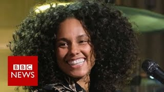 Alicia Keys  The 100 Women Interview   BBC News