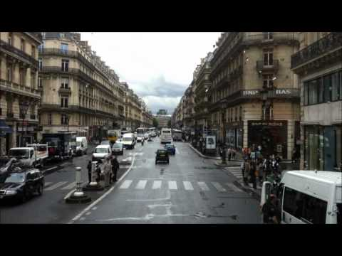 Paris Day 3 Part 1 (bus tour of the city)
