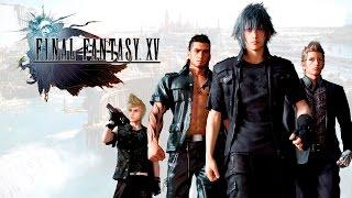 FINAL FANTASY XV - Ao Vivo nos Capítulo 1, Capítulo 2 e Capítulo 3! (Final Fantasy 15 PS4 Pro)