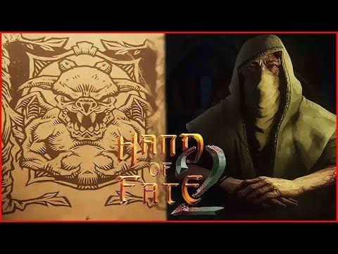 Hand Of Fate 2 ➤ Прохождение #15 ➤ ДЬЯВОЛ.