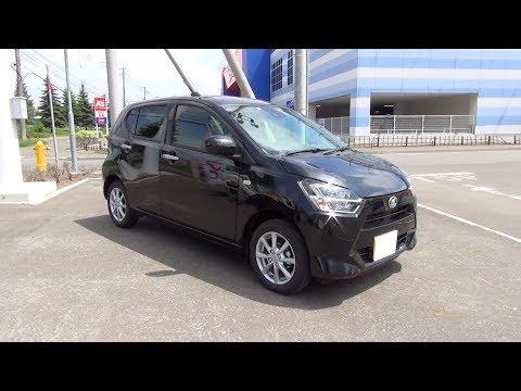 2017 New DAIHATSU Mira e:s 4WD - Exterior & Interior