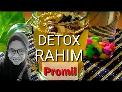 DETOX RAHIM PROMIL Dr ZAIDUL AKBAR