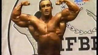 Ercan Demir bodybuilding