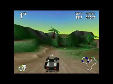 Lego Racers -